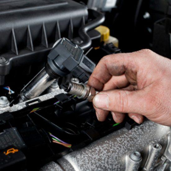 range rover repairs to engine