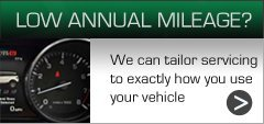 low annual mileage