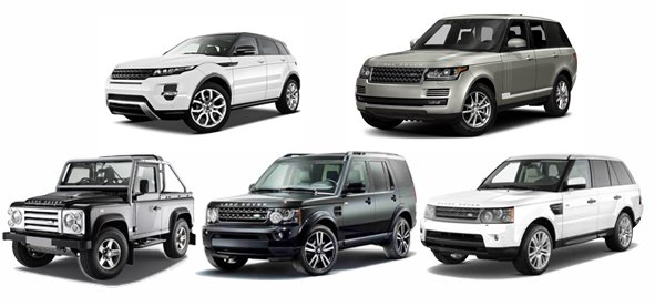 all models of land rover and range rover servicing and repaids
